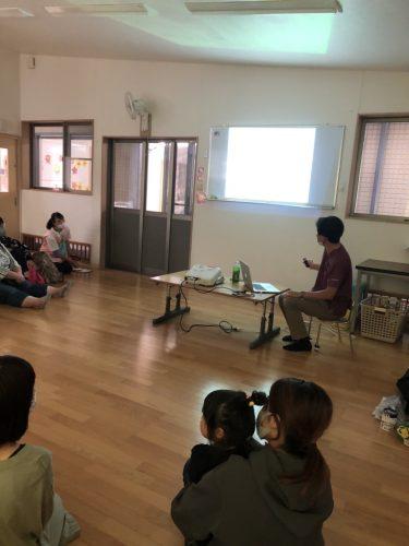 鍋島幼稚園 ふくしま歯科 セミナー